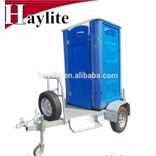 Mobile Toilet Trailer