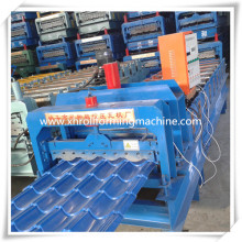 Glazed Roof tile Ceiling Panel Rolling Forming machine