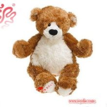 Plush Classic long fur bear