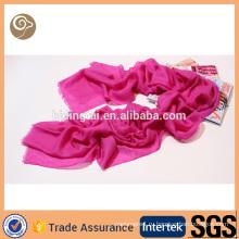 Супер тонкий женщин кашемир шарф