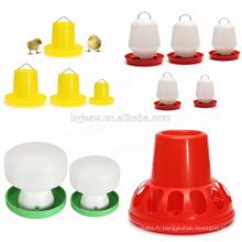 Abreuvoir d'abreuvoir d'équipement de volaille / boisson d'eau de poulet tasse / volière abreuvoir