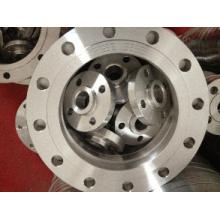 Bride de fixation de tuyau en acier inoxydable ANSI