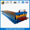 Baja Roof Trapesium Panel Roll Forming Machine