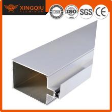 Perfil de la aleación de aluminio de la fuente, perfil de aluminio de la construcción fábrica