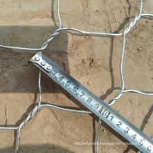 China 10*12cm Hole Size Zhuoda Gabion Netting