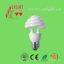 Lâmpadas CFL cogumelo (VLC-MSM-65W), lâmpada de poupança de energia