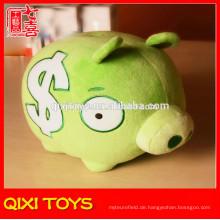 Gefüllte Schweinchen Schwein Bank Geld Boxen Geld Safe