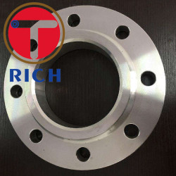 ASTM A105 Stainless Steel Slip on flange