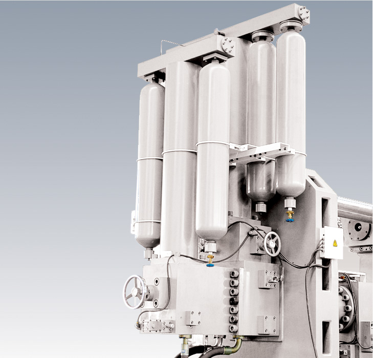 Al High Pressure Die Casting Machine