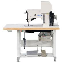 Máquina de coser en zigzag de hilo grueso de puntos múltiples