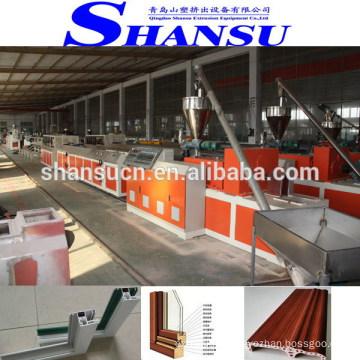 Plastic Extrusion Machine for plastic profile