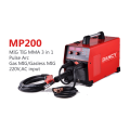 200A Inverter MIG/TIG/MMA 3 in 1 Welder