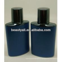 Bouteille de shampoing ovale PE 100 ml