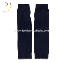 Fashion Winter Warm Fingerless Long Gloves Arm Warmer