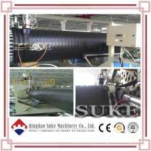 Plastic Steel Reinforced HDPE Winding Pipe Production Line