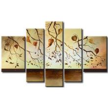Peinture à l'huile abstraite décorative la plus récente