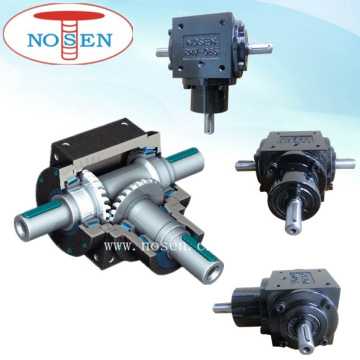 USA Export Industrial Speed Reducer Gearbox with Bevel Gear