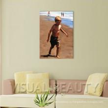 Высокое качество реализма Beach Kids масляной живописи