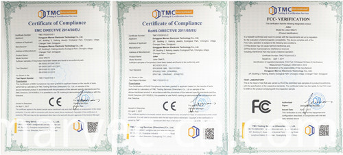Certification (1)