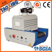Venta caliente alta preformance china hecho TX-UV200 / 1 máquina de curado de escritorio UV