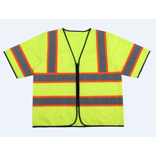 High Reflective Safety Vests with Short Sleeves
