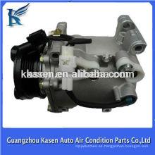 12v eléctrico msc90c auto compresor de CA para Mitsubishi Lancer Galant AKC200A204N MR500272 MR360561 AKC200A204S
