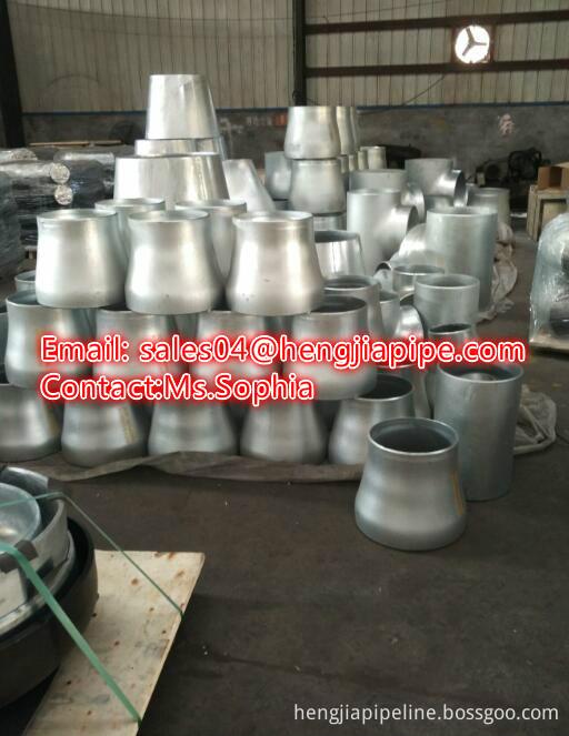EN10253 butt weld fittings