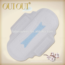 New designed flower shape sanitary napkins for female