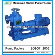 ZX series self-priming centrifugal pump