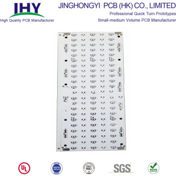 LED Tube Lighting Metal Core PCB LED PCB MCPCB for T5 T8 T10