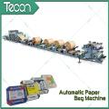 Machine de fabrication automatique de sac en papier Kraft (ZT9802S et HD4916BD)