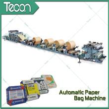 Saco de papel do cimento da saída elevada que faz a máquina (ZT9804 & HD4913)