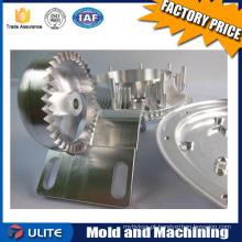 Mecanismo de processamento de alumínio CNC de alumínio digital para customizado