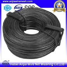 Baustoffe Schwarz geglüht Draht Bindung Stahl Eisen Draht