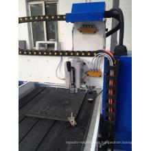 CNC de aluminio de acero fresado CNC Router Machine