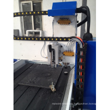 CNC Aluminum Steel Milling CNC Router Machine
