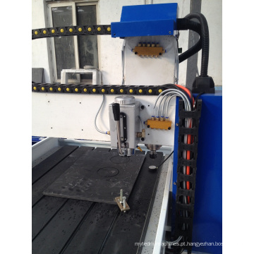 Fresadora CNC de aço de alumínio CNC Router Machine
