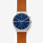 Men's Quartz Chronograph Watch Military Stopwatch