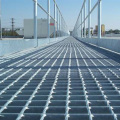Plat Grid Logam Galvanized Steel Grating Walkway