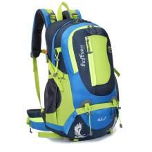 Black Polyester Shoulder Backpack Bags