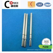 Chine bon marché Rod en métal de ventes adapté aux besoins du client par usine d'OEM