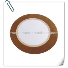 High stable pressure sensor piezo diaphragm