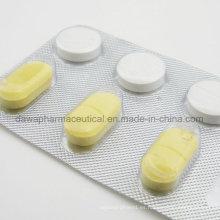 Tableta de Artemisinina Química Farmacéutica Tratamiento de la Falciparum Malaria