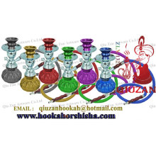 Newest Design Beautiful Portable Small Hookah Shisha