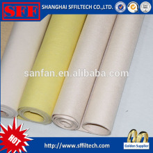 dust collection bag of PPS air filter media