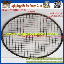 Proceso profundo de malla de alambre de filtro (de fábrica)