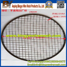 Deep Processed Filter Wire Mesh (da fábrica)