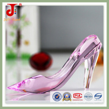 Crystal Pink Shoes for Wedding Gifts (JD-CG-100)