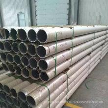 6082, 6061, 6063 Tubo Redondo de Aluminio