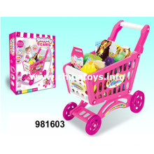 New Cheap Toys Shopping Car Children Toys (981603)